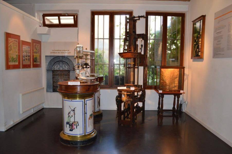 Visitez la Maison des Canuts Lyonnais !