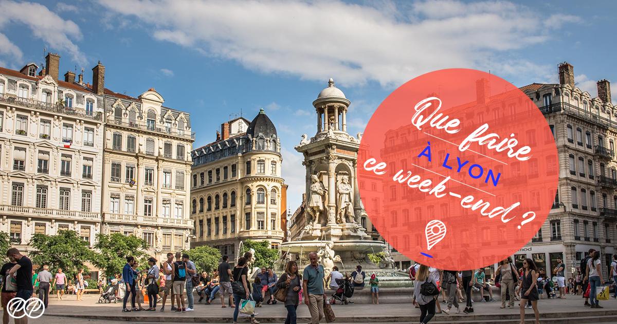 Que faire à Lyon ce week-end ? (19-21 juin)