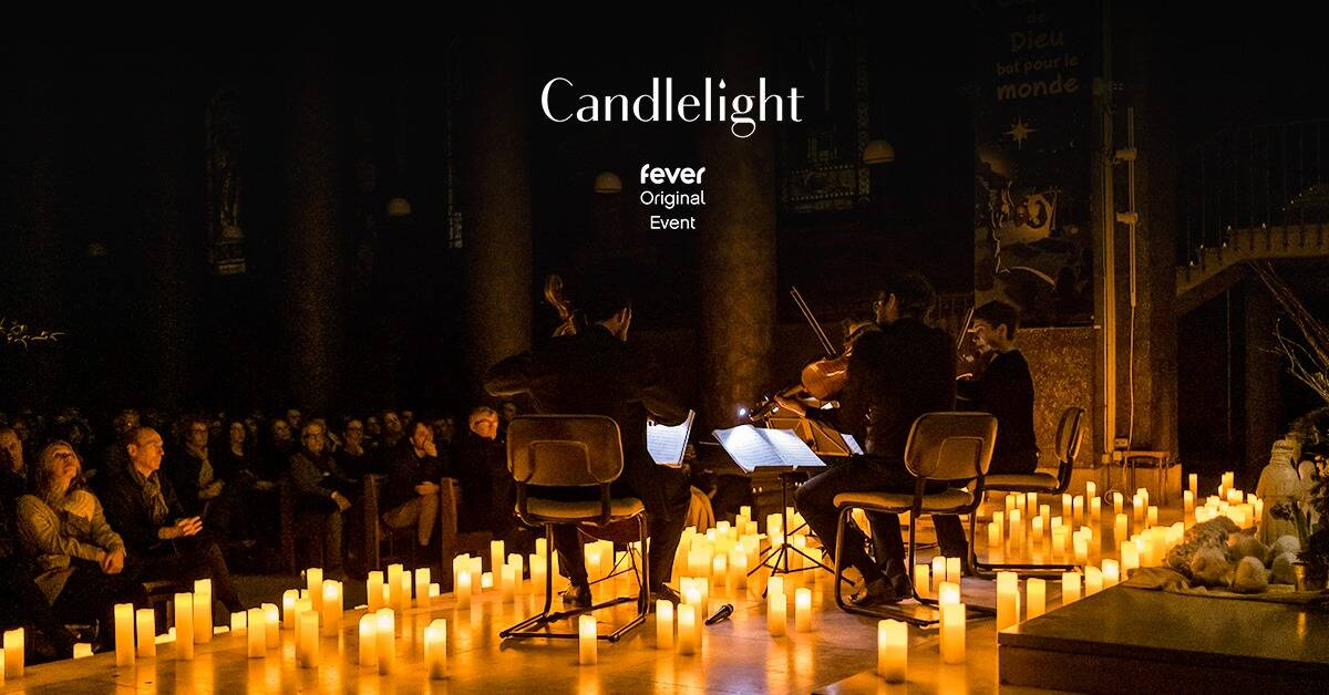 Retour des concerts de musique classique à la lueur des bougies à Lyon !