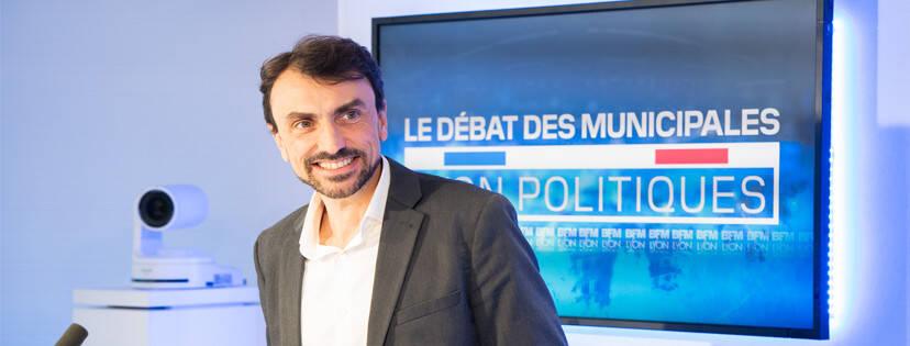 Qui est Grégory Doucet, le nouveau maire de Lyon