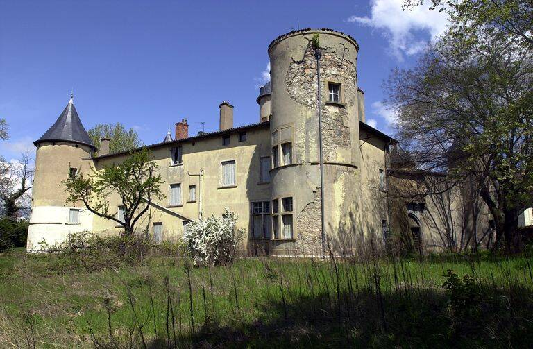 Autour de Lyon : Découverte du Château de la Motte, érigé dans l'enceinte du Parc Blandan