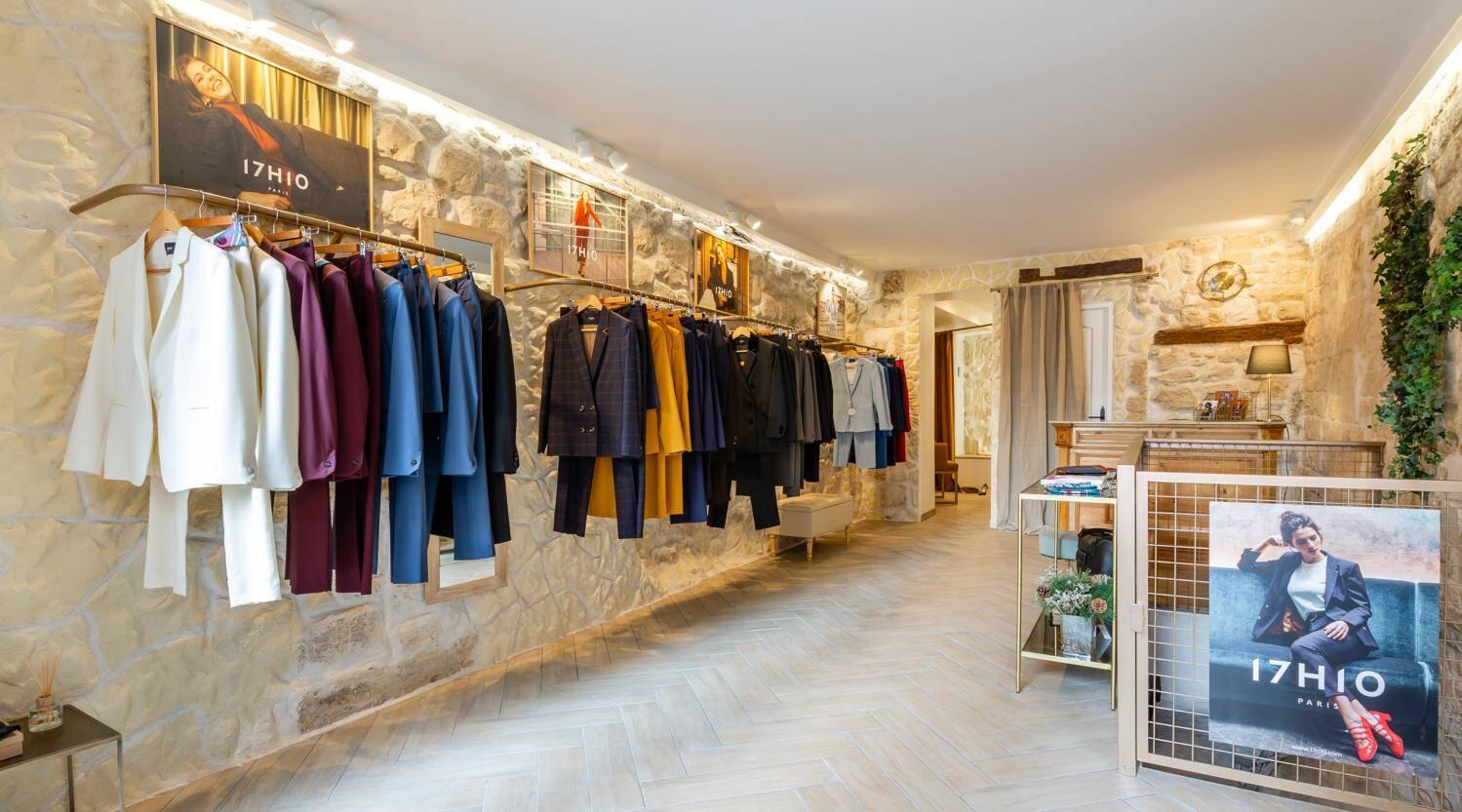 Les tailleurs féminins 17H10 ont débarqué au Grand Hôtel Dieu !