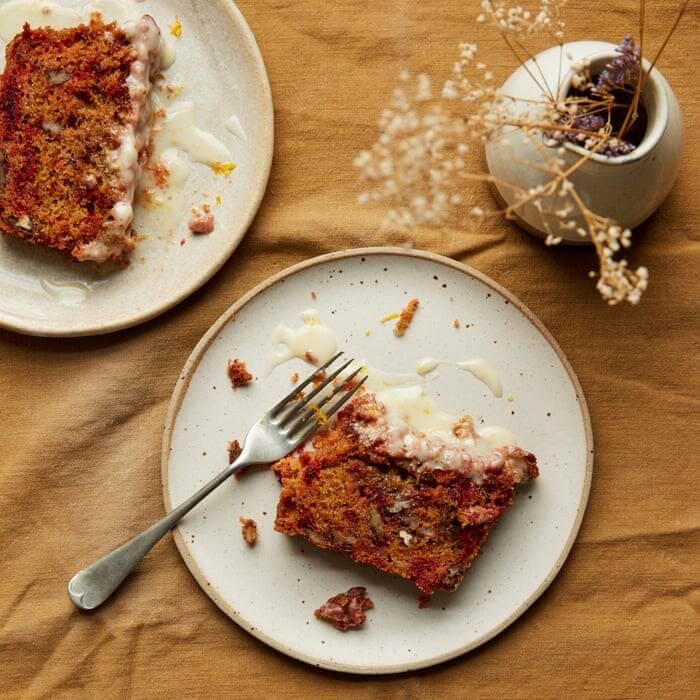 Recette d'Automne : Un carrot cake sans lactose, ça vous dit ?