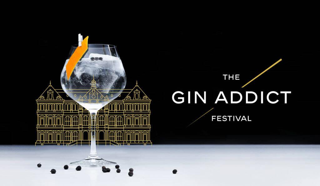 INSOLITE : The Gin Addict Festival, l'évènement à ne pas rater !
