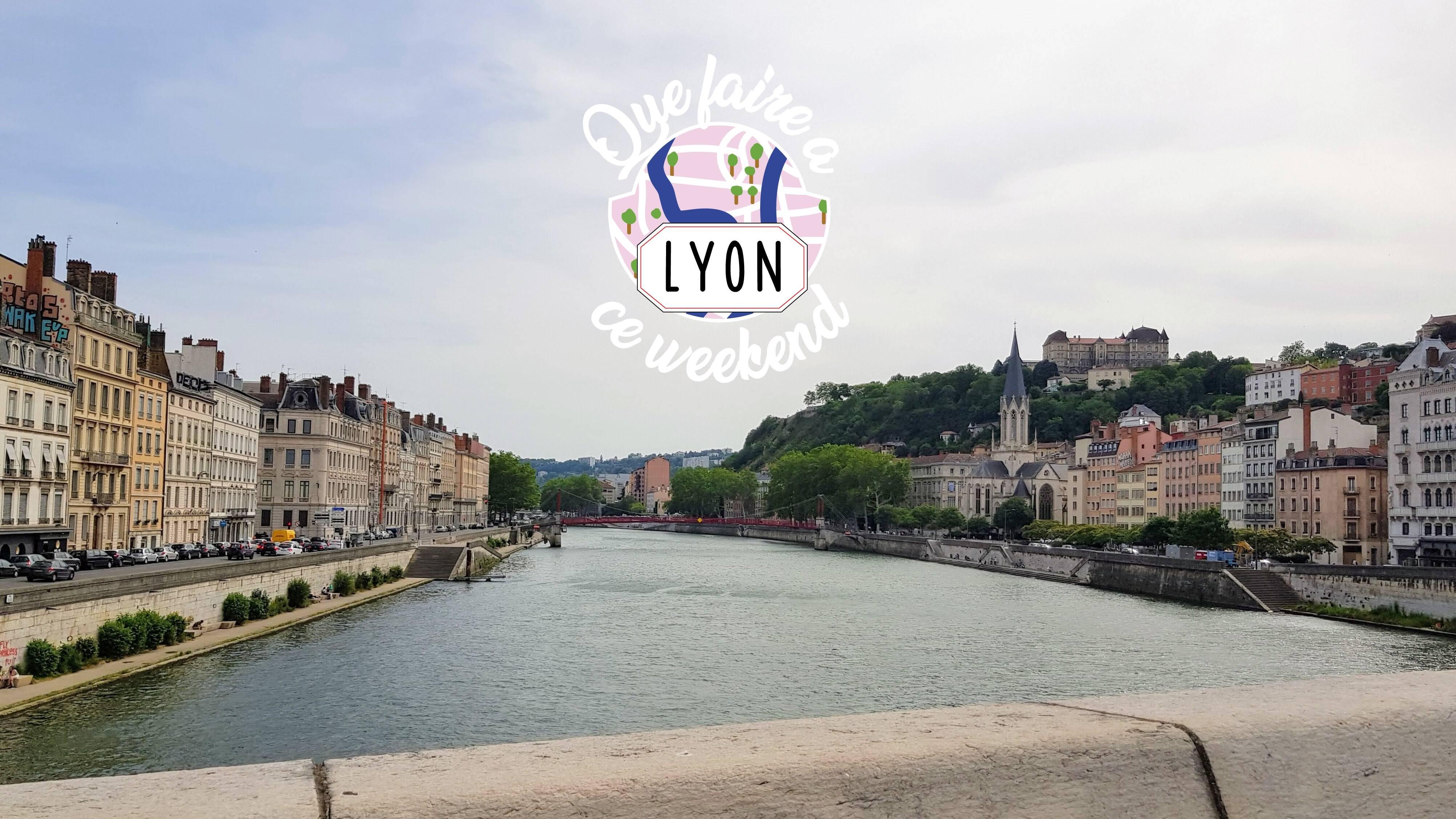 Que faire à Lyon ce week-end ? (9-11 octobre)
