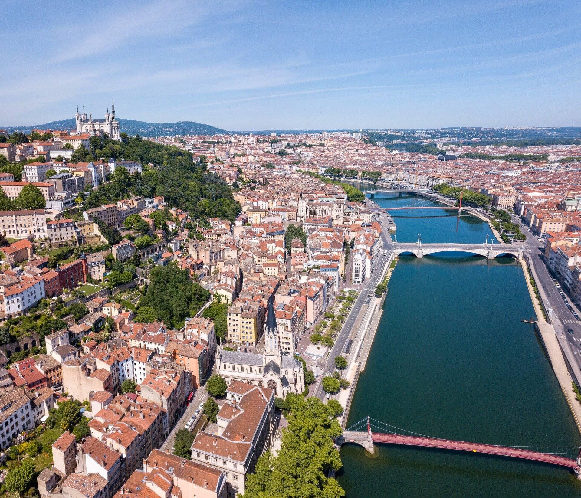 Lyon élue 2ème meilleure ville du Monde !!