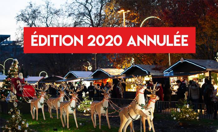 Covid-19 : le marché de Noël de Lyon, place Carnot, est officiellement annulé !