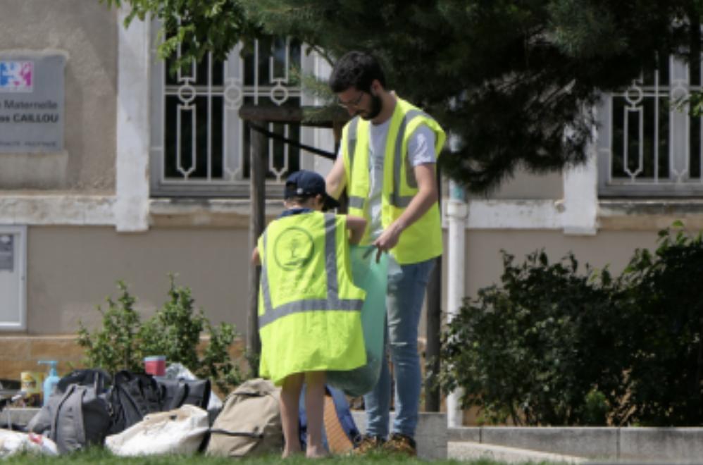 Le 14 novembre, c'est opération ramassage des déchets sur le thème d'Harry Potter à Lyon !