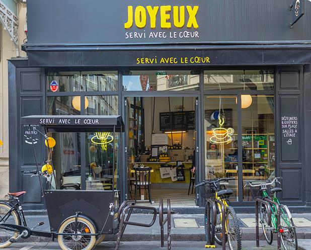 C'est officiel ! Le Café Joyeux ouvrira ses portes rue des Quatre Chapeaux au premier semestre 2021 !