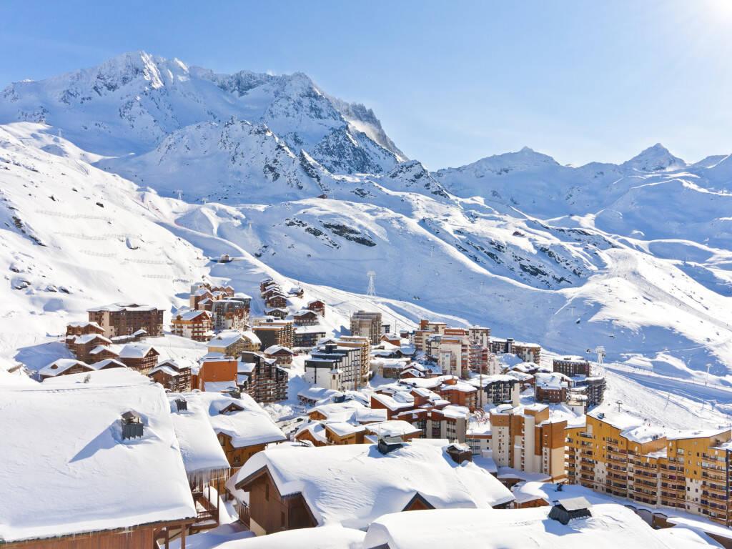 Les stations de ski ouvertes en Octobre et début Novembre