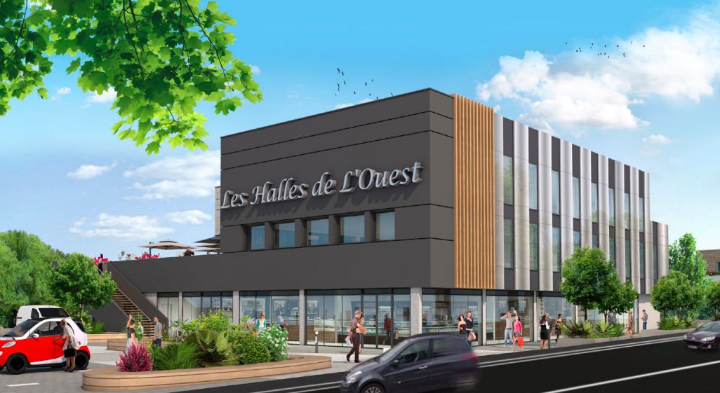 Gastronomie à Lyon : Des nouvelles Halles alimentaires voient le jour !