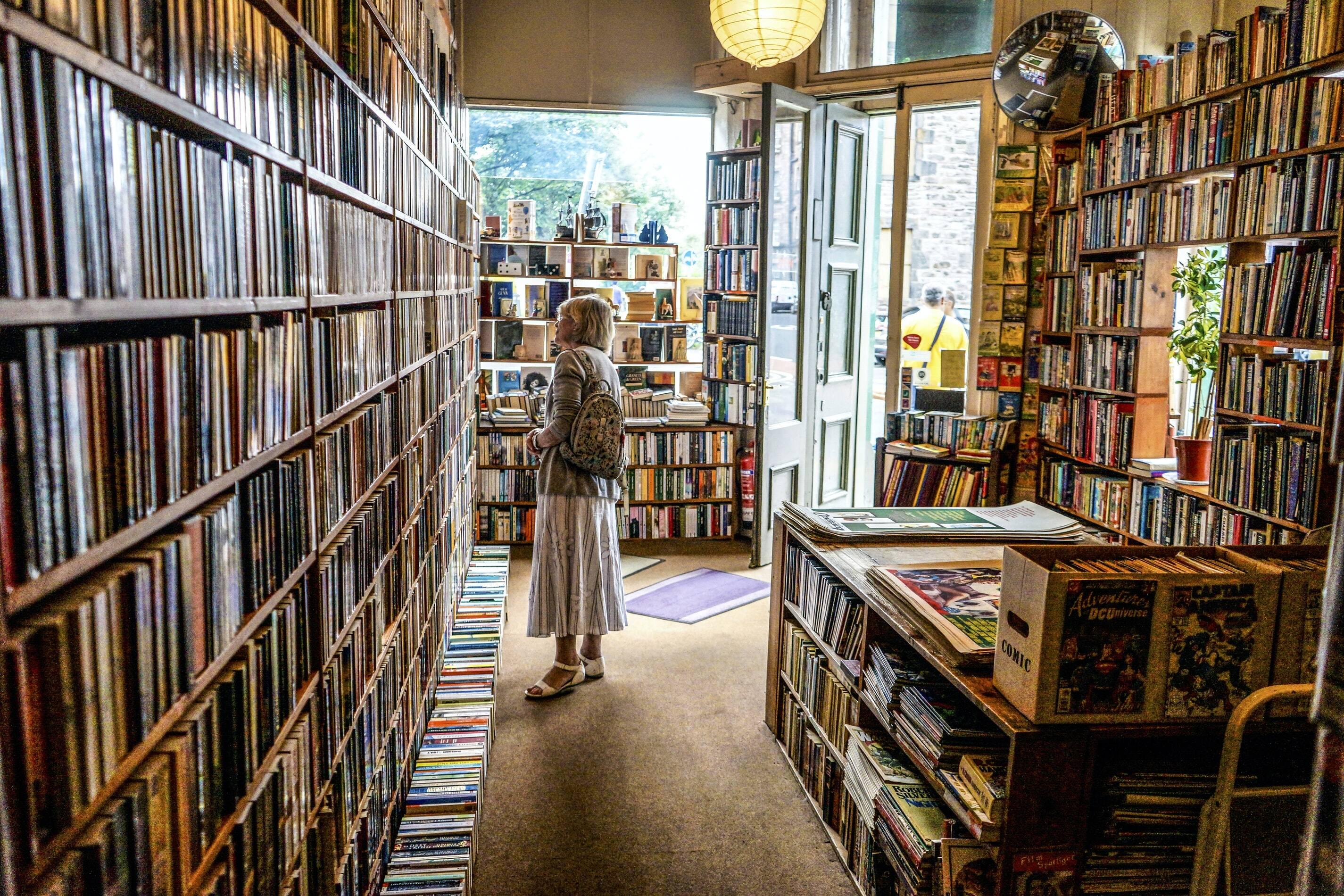 Les librairies lyonnaises accessibles en click and collect pendant le confinement !