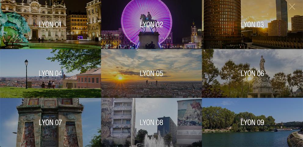 Visite interactive de Lyon : battez le pavé lyonnais en restant chez vous !