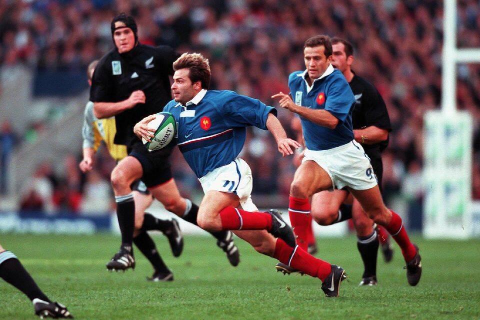 Le LOU Rugby rendra hommage au regretté Christophe Dominici sur la pelouse du Matmut Stadium ce dimanche !