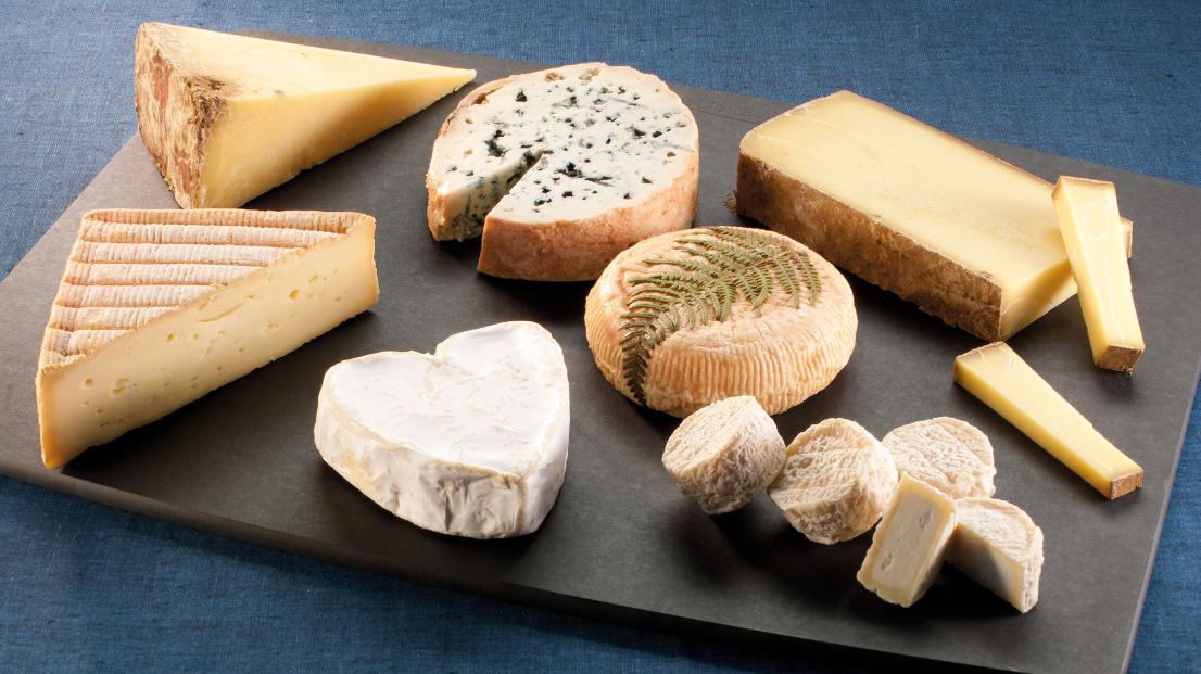 Halte-là ! Les résultats du Concours International de Lyon, catégorie fromages, sont parus !