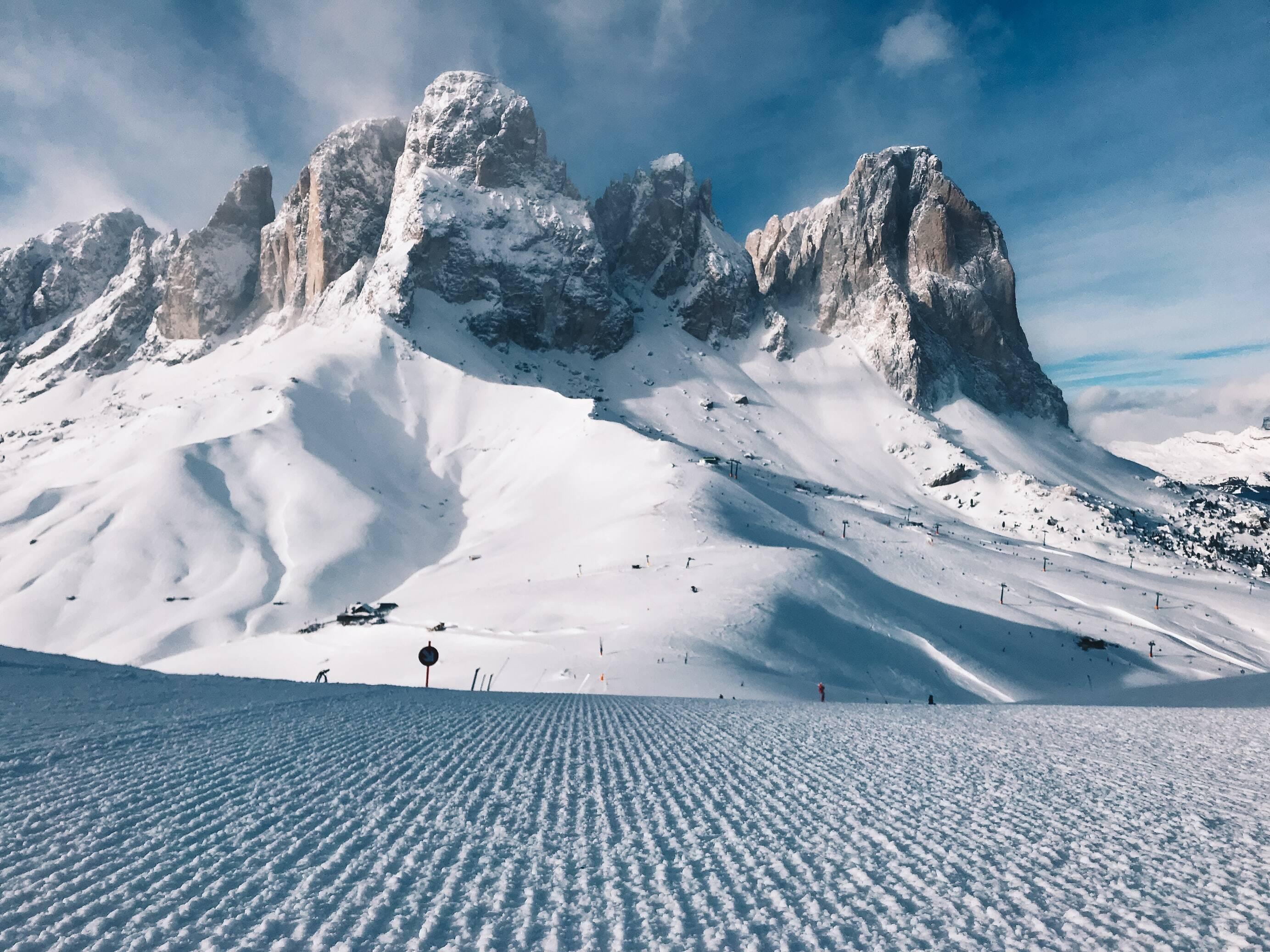 Skier sans remontées mécaniques ? C'est possible !