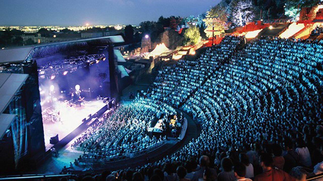 L'Histoire des concerts de rock à Lyon