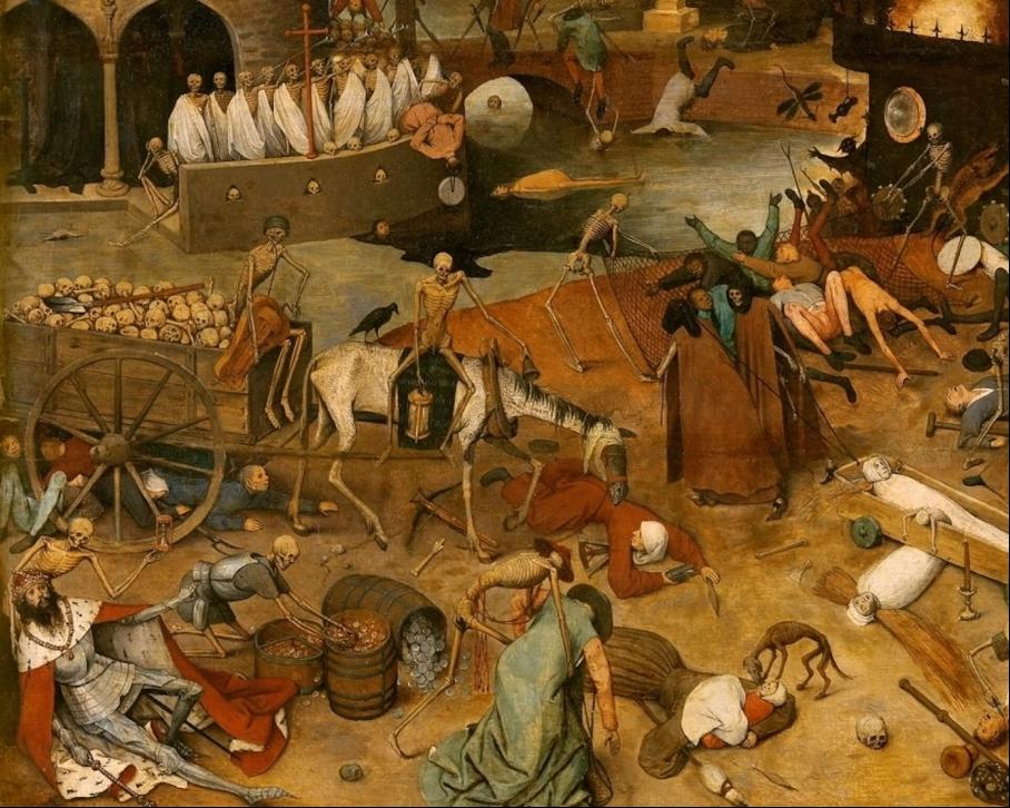L'irréductible Lugdunum : l'épisode de la peste