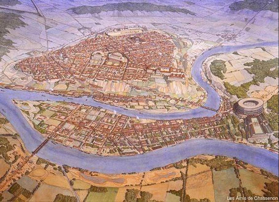 #lePéloPerplexe : Pourquoi Lyon s'appelle Lyon ? - hypothèses