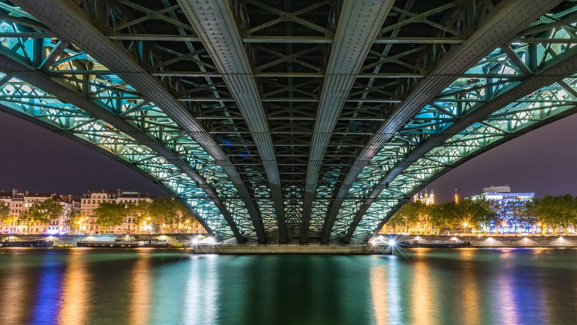 Lyon et ses Merveilles : Quelques anecdotes sur les ponts du Rhône