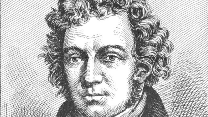 Découvrez le portrait d'un Lyonnais aussi brillant que la fête des Lumières, voici André-Marie Ampère !