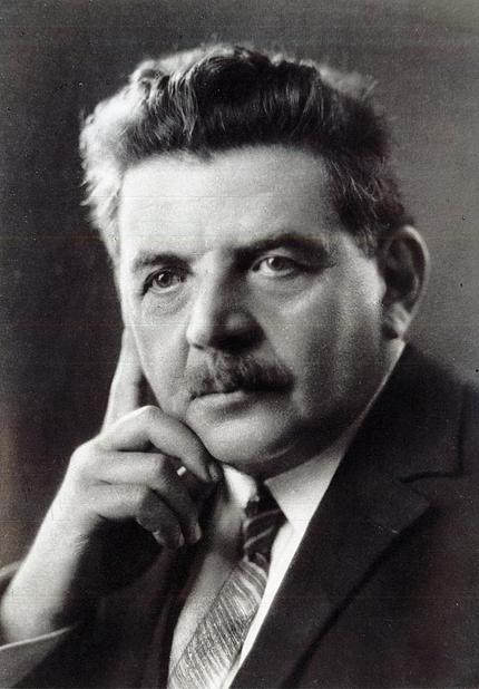 Portrait d'Edouard Herriot