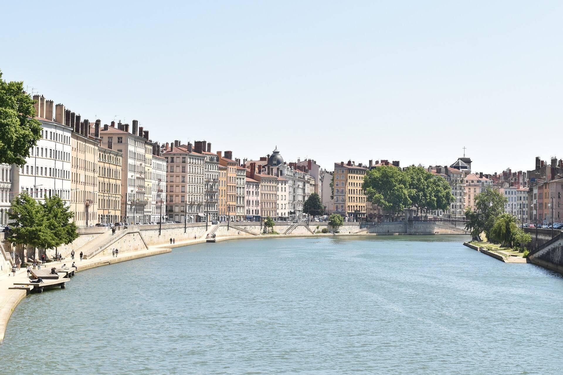Lyon et ses merveilles : la Saône