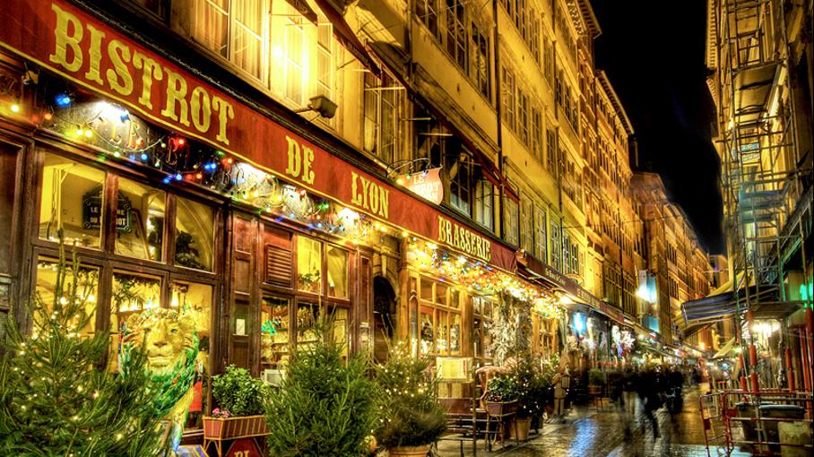 Lyon et ses Merveilles : la rue Mercière