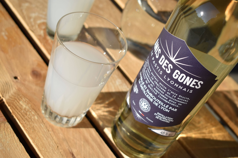 Découvrez l'Anis des Gones, le pastis lyonnais par la première distillerie lyonnaise !