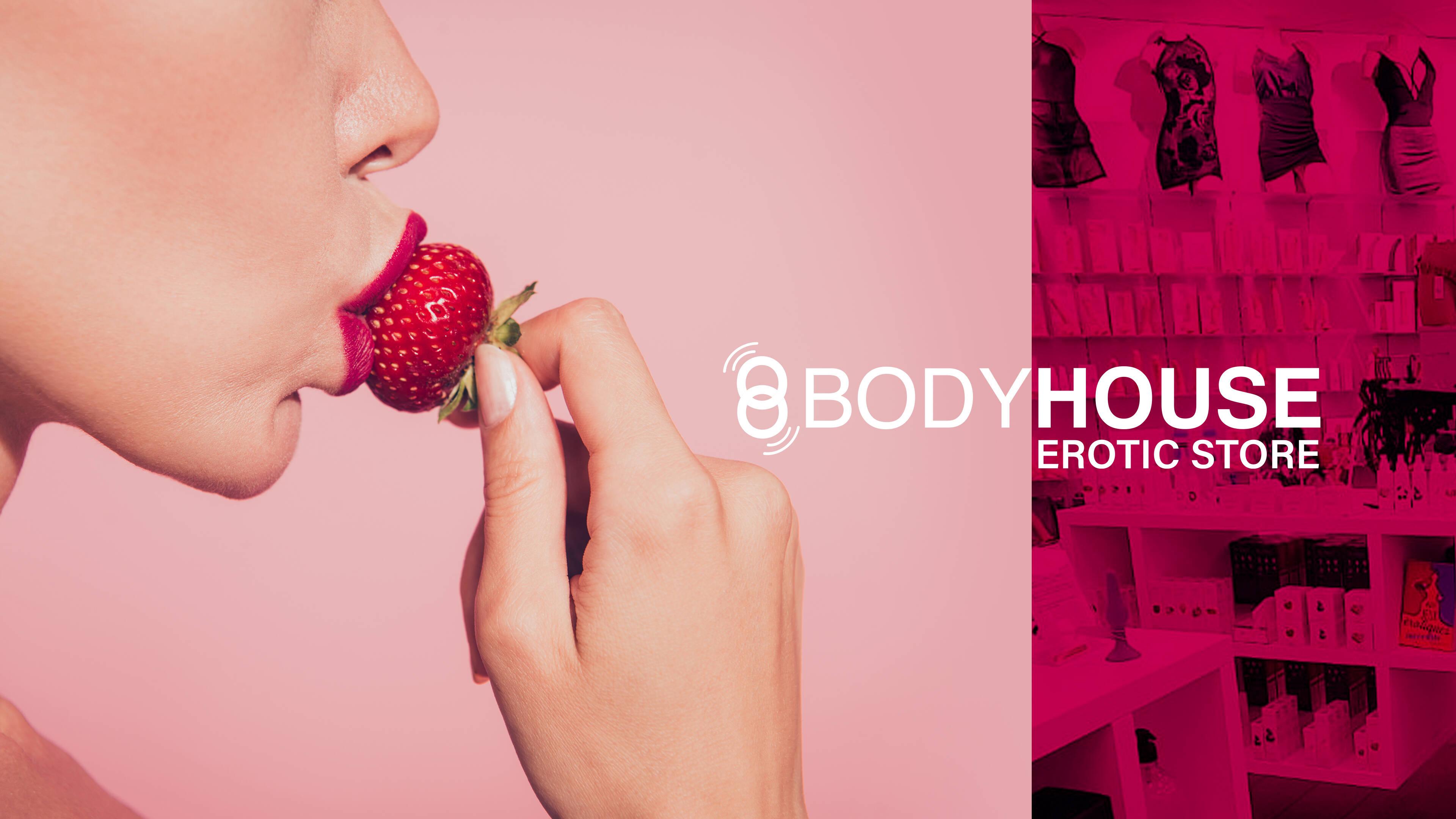 Body House : Sexshop sur Lyon Saint-Priest pour vos achats coquins