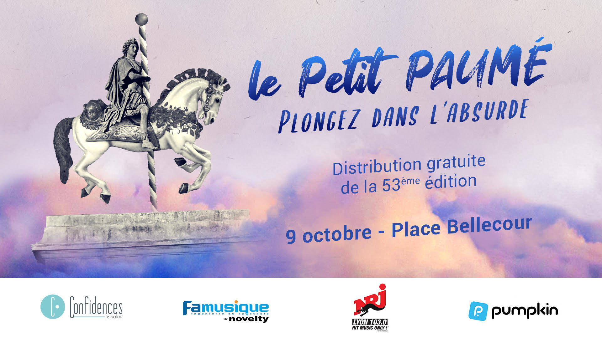 Le Petit Paumé sort sa 53ème édition samedi 9 octobre !