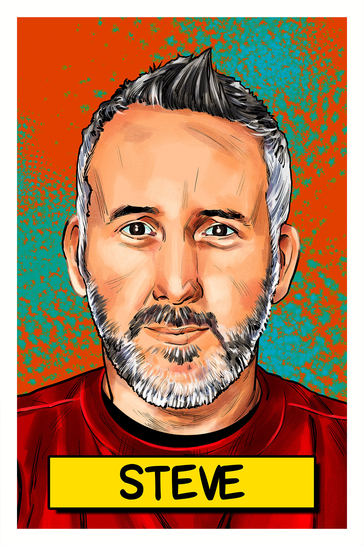 Steve Robertson Headshot