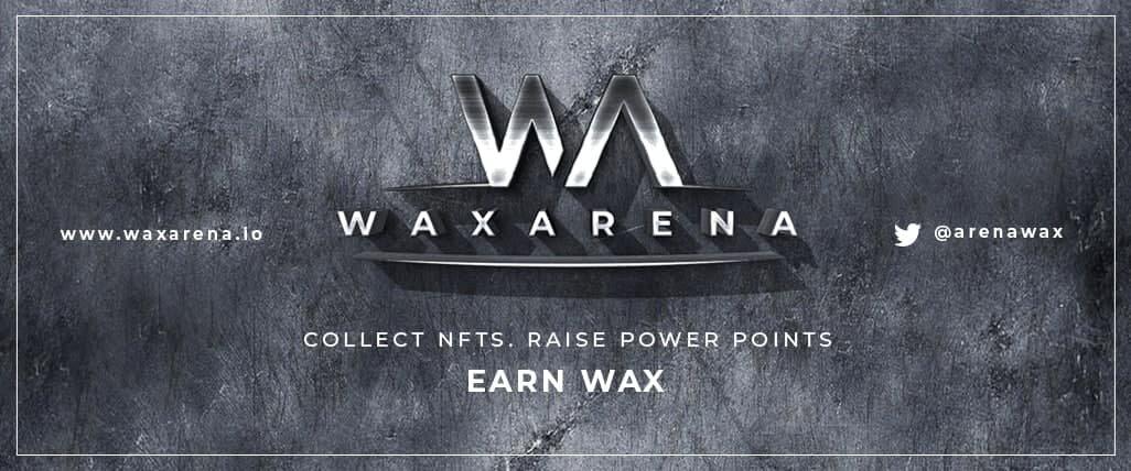 Wax Arena Banner