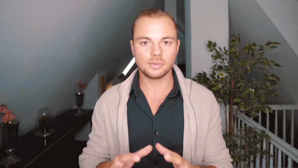 Video of AMZSCALE Founder Daniel