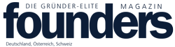 "Logo of ""founders Magazin"""