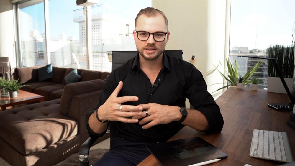 Video des AMZSCALE Founders Daniel