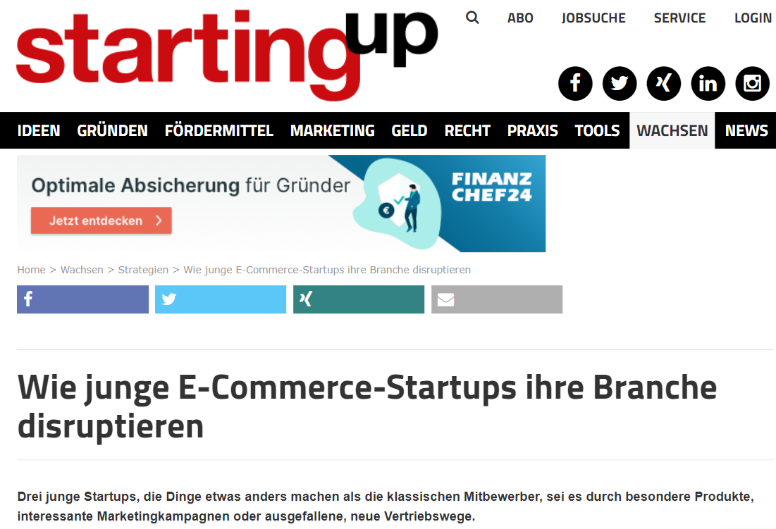 Starting-up.de