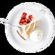 Torta Limone Aardbeien