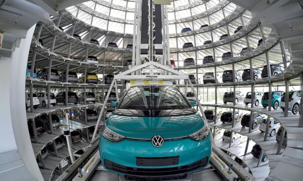 World's largest carmaker will slash output by 40% in September as Covid-19 outbreaks hit semiconductor supplies