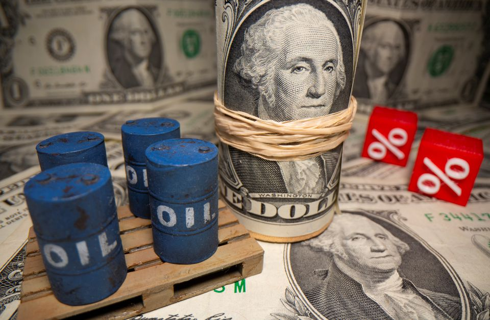 Crude prices fell for a fifth day on Wednesday, as investors remain worried about the outlook for fuel demand as COVID-19 cases surge worldwide just as more supply reaches the market from large global producers, including the United States.