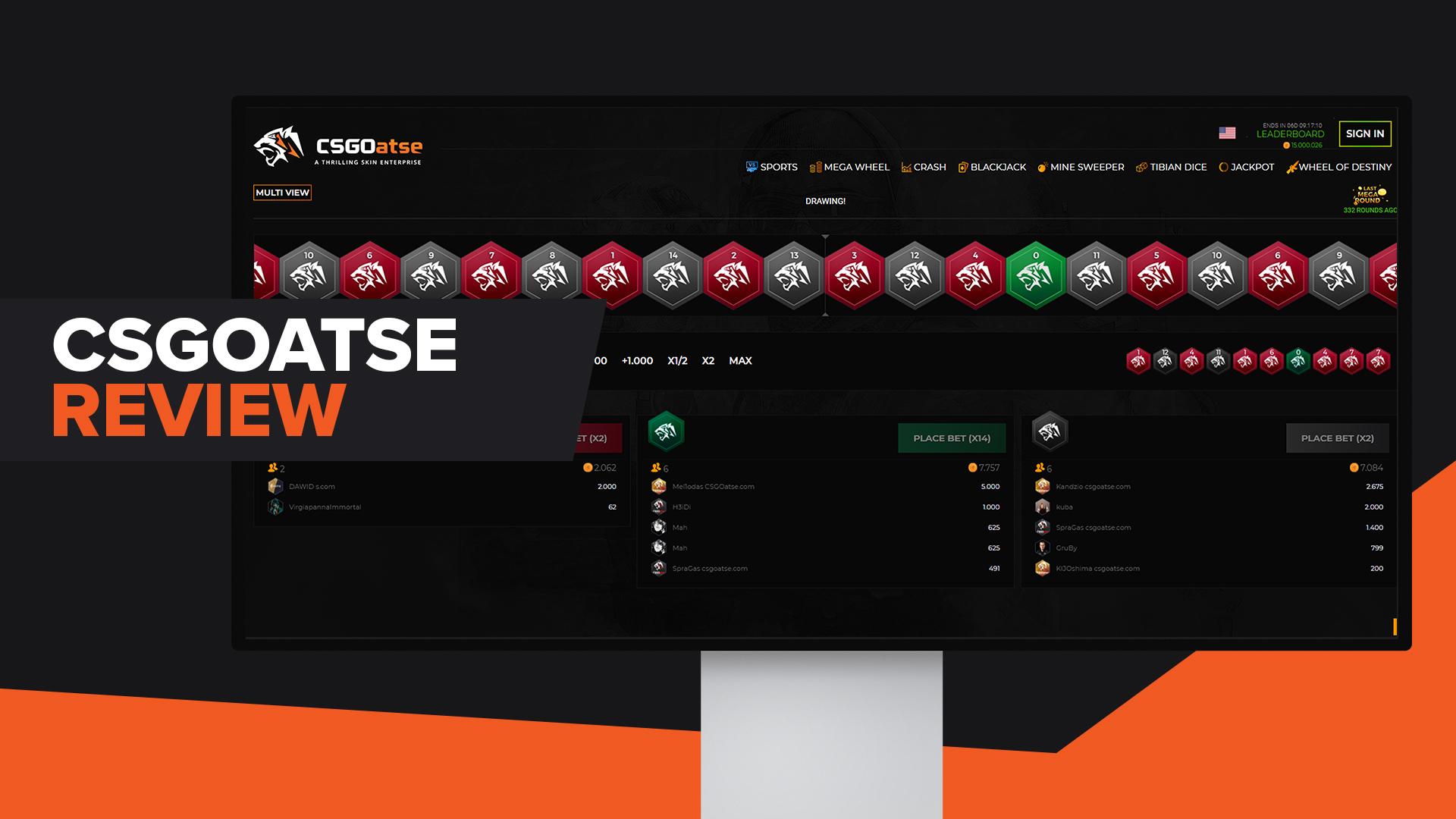 CSGO Gambling Sites CSGOAtse