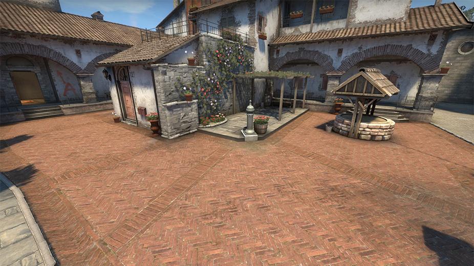 CSGO Inferno CT Spawn Screenshot