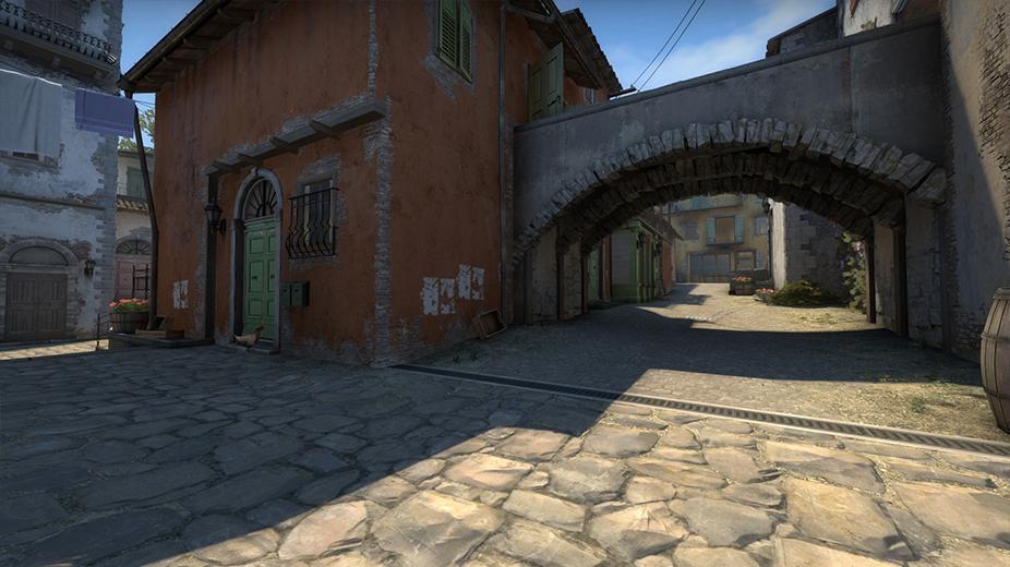 CSGO Inferno Second Middle Screenshot