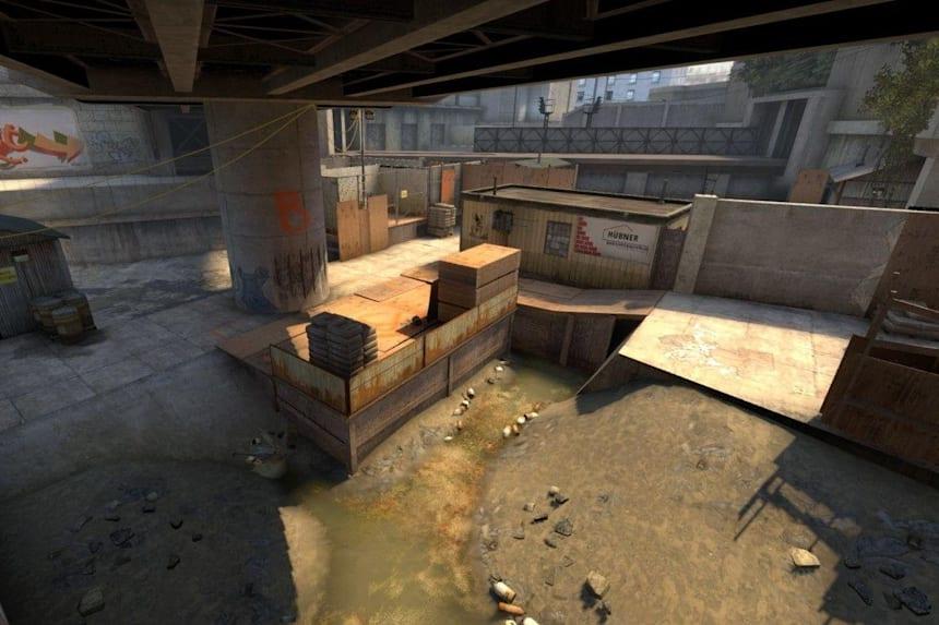 Overpass Bombsite B