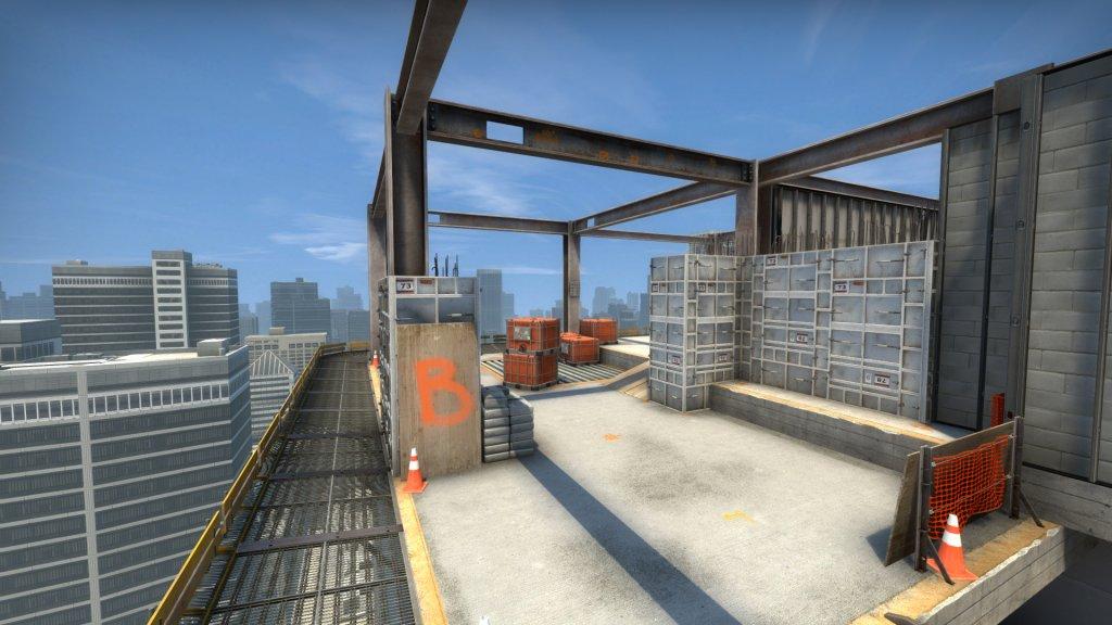 Vertigo Bombsite B CSGO