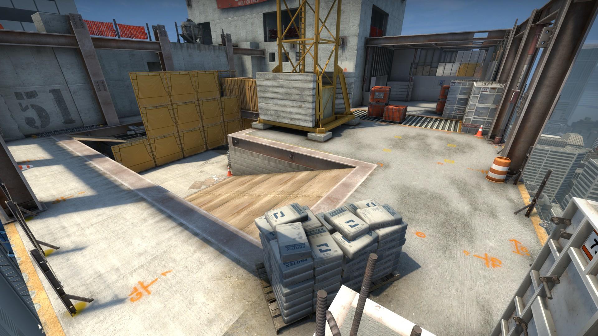Vertigo Bombsite A