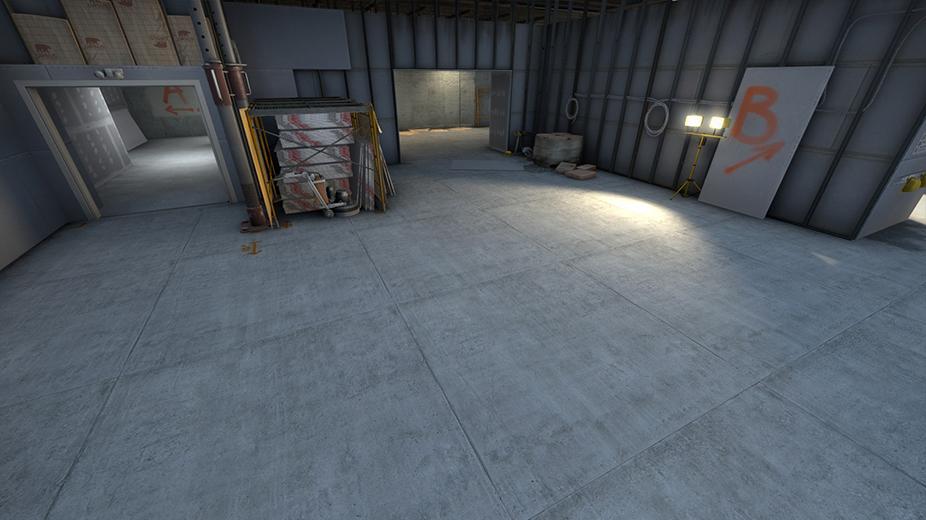 Vertigo CT Spawn CSGO