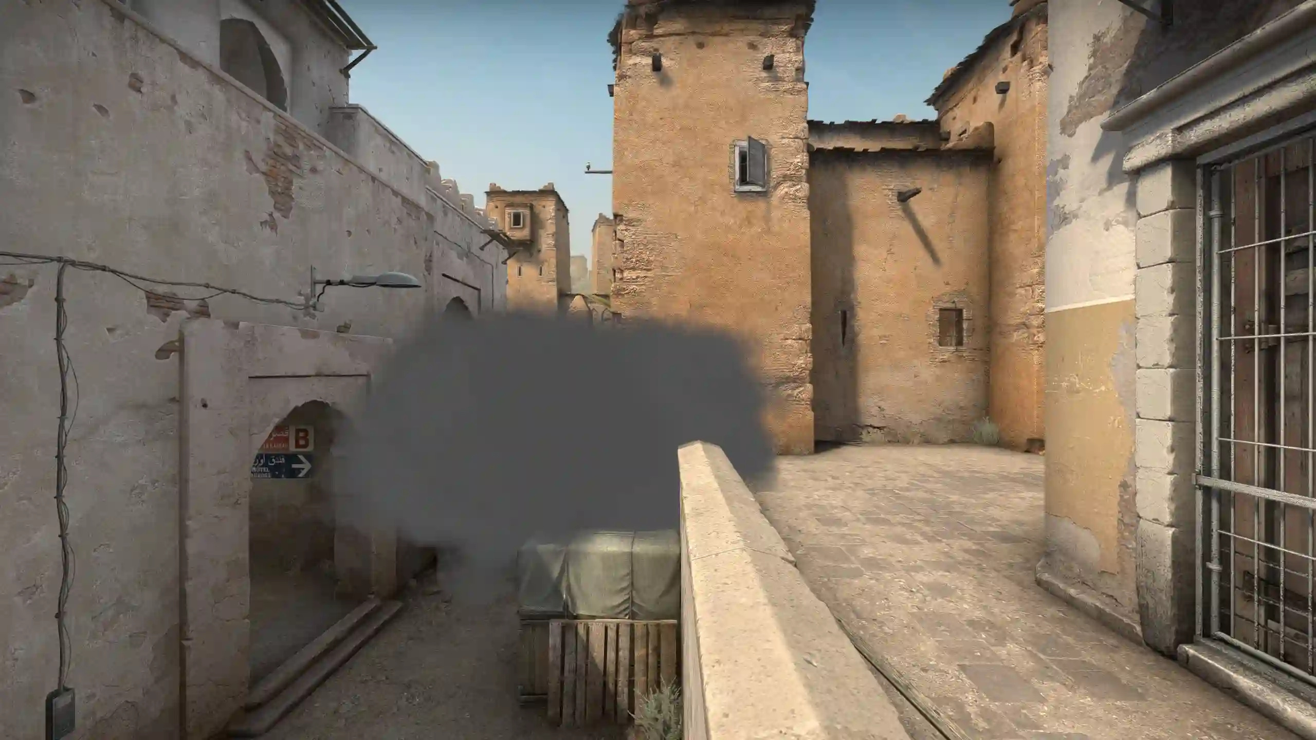 Dust 2 Smokes