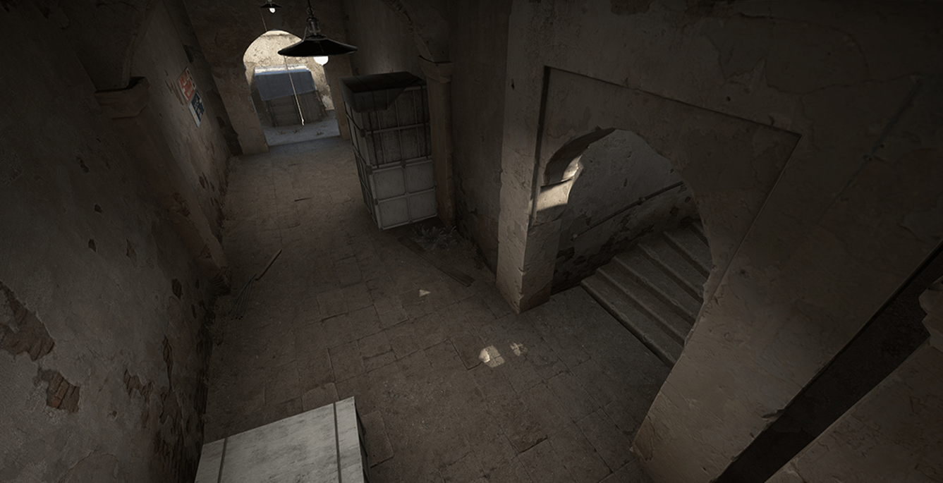 Dust 2 Tunnels Overview