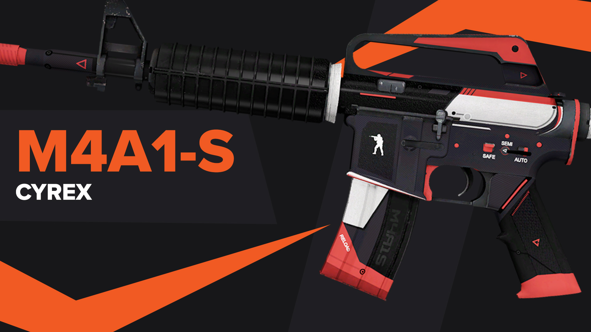 Cyrex CSGO Skin M4A1S